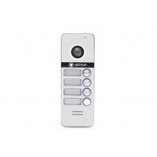 Панель видеодомофона Optimus DSH-1080/4 (Белый)